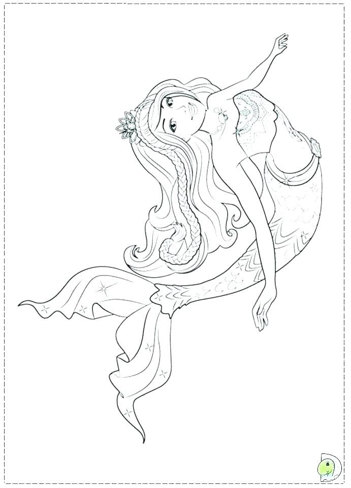 Barbie In A Mermaid Tale Coloring Pages Printable Rhpinterest: Coloring Pages Online Barbie At Baymontmadison.com