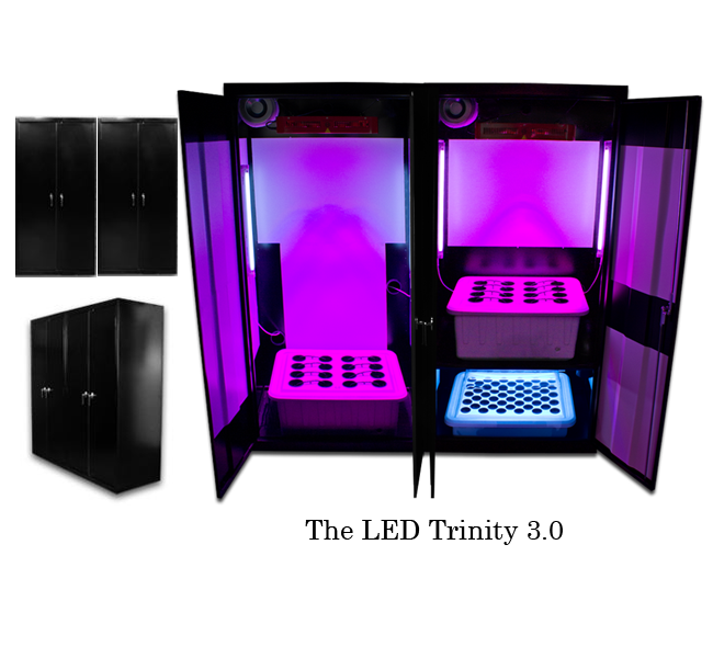 Super Led Grow Boxes Use Super Led Grow Lights Which Are The Only Led Grow Lights That Are Designed Exclusively For Growing In Grow Boxes Potager