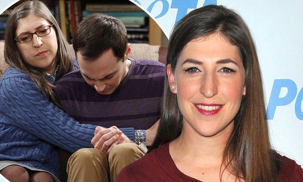 TV star Mayim Bialik had never seen The Big Bang Theory