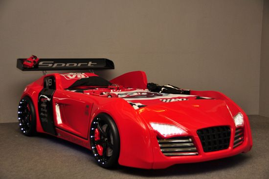 Super Car Beds Car Beds Pinterest Car Bed Bed Sofa And Boy Beds