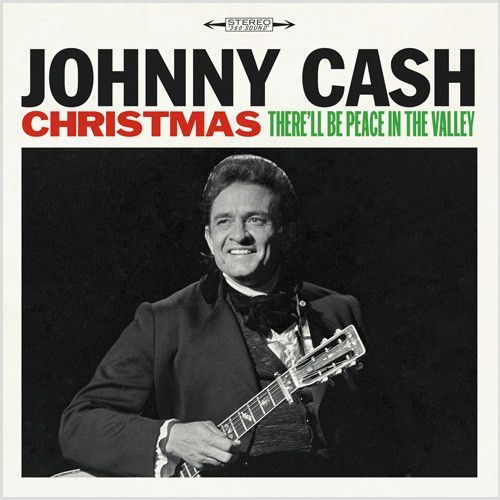 Johnny Cash Christmas There Ll Be Peace In The Valley Lp Peace In The Valley Johnny Cash The Little Drummer Boy