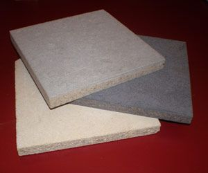 Viroc Cement Bonded Particle Board by Allied Building Products, Inc.