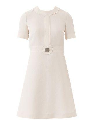 Schnittmuster: Vintage A-Linien-Kleid - Sixties-Stil - Damen - burda ...
