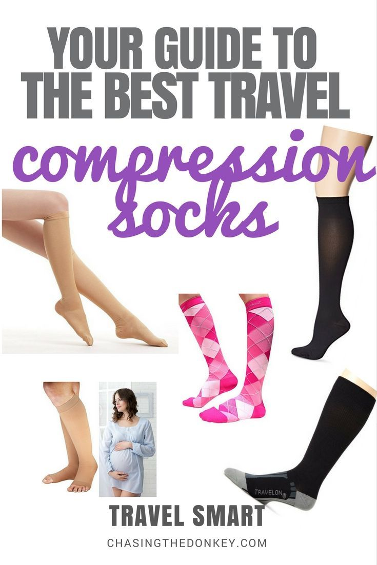 fed2d8f18d287 Compression socks are an absolute, must have item for any long haul flight.  Compare some of the best travel compression socks on the market with this  handy ...