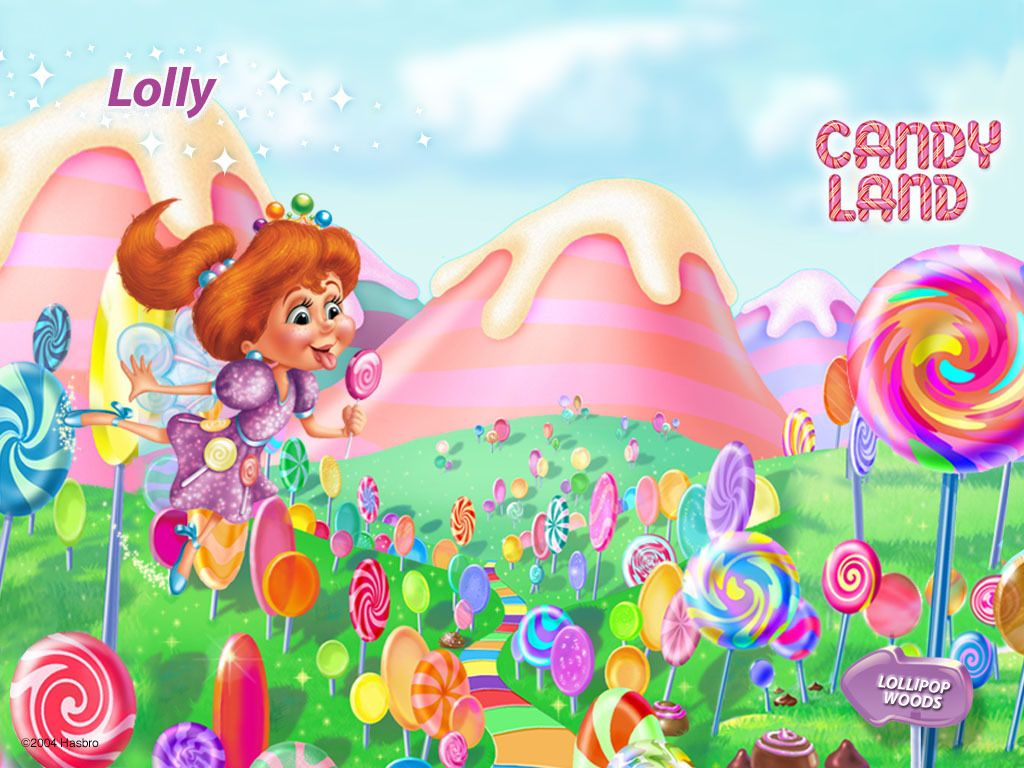 Candy Land Lolly Candy Land Wallpaper 2005897 Fanpop Candy clip