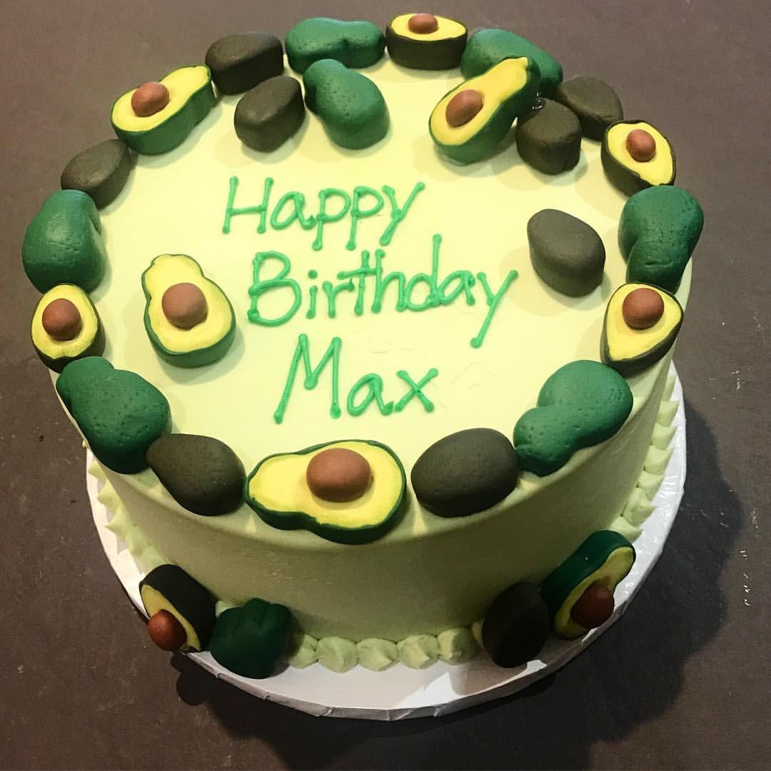 Phenomenal Maxs First Birthday Cake Is Everyones Dreamavocadocake Funny Birthday Cards Online Hendilapandamsfinfo