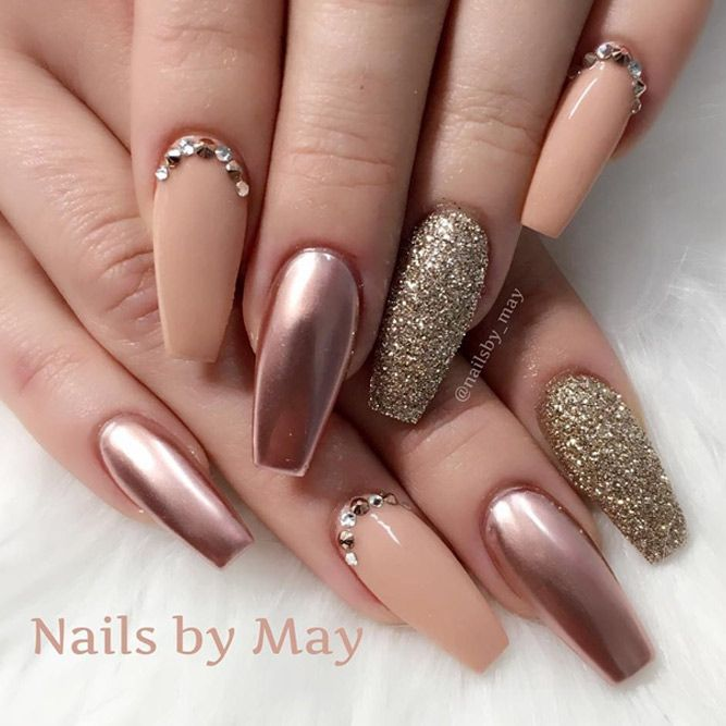 36 Amazing Prom Nails Designs - Queen\'s TOP 2019 | Things I love ...
