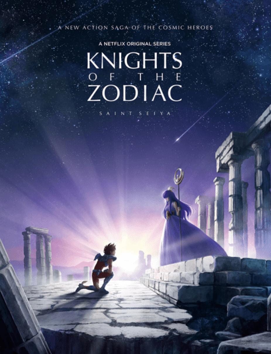 Saint Seiya Knights of the Zodiac remake release due