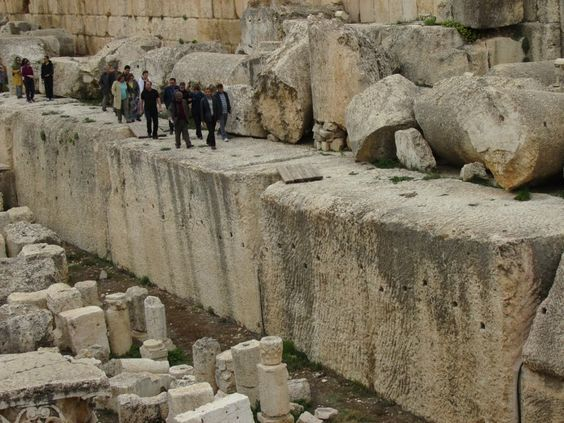 Megalithic Enigmas Of Baalbek Lebanon: Part 3 Of 4: Inside Baalbek 1 |  Megalith, Baalbek, Ancient mysteries