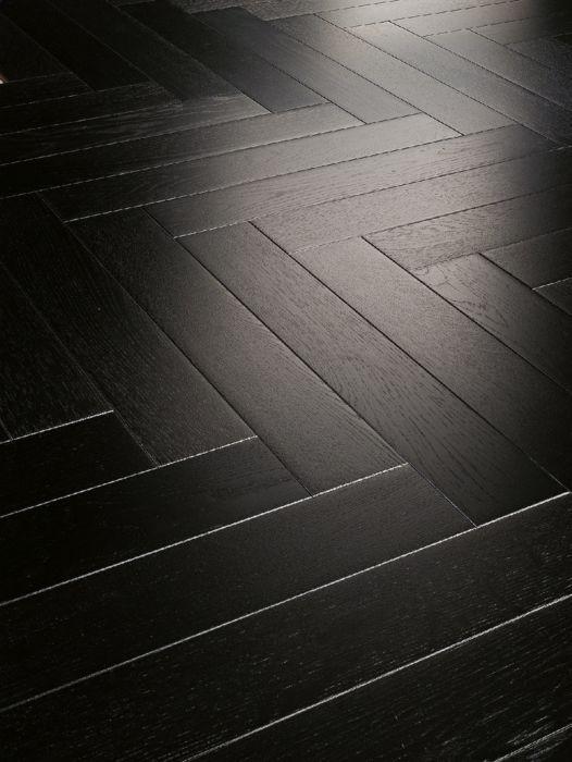 Parkett Trendtime 3 Living Eiche, Matte Black Laminate Flooring