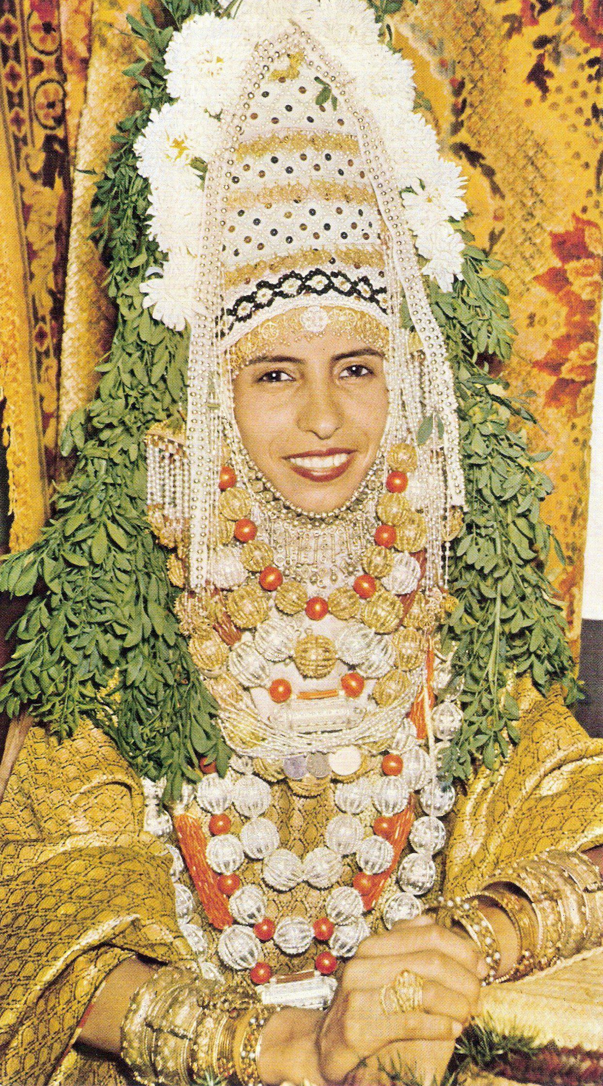 Ornaments Ancient Jewish Bridal Attire