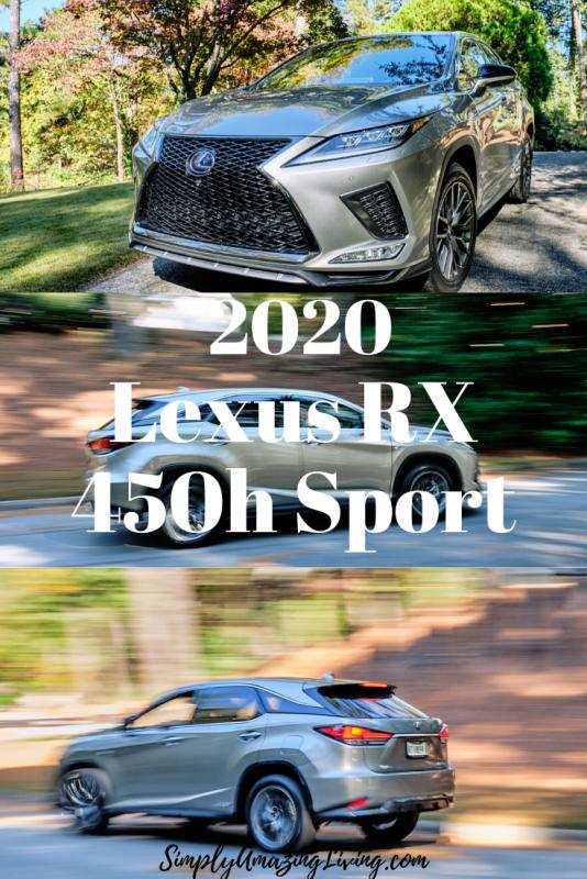 The Lexus 2020 Rx 450h F Sport Is One Of The Top Luxury Hybrid Suvs Lexus Lexus Suv Top Luxury Cars