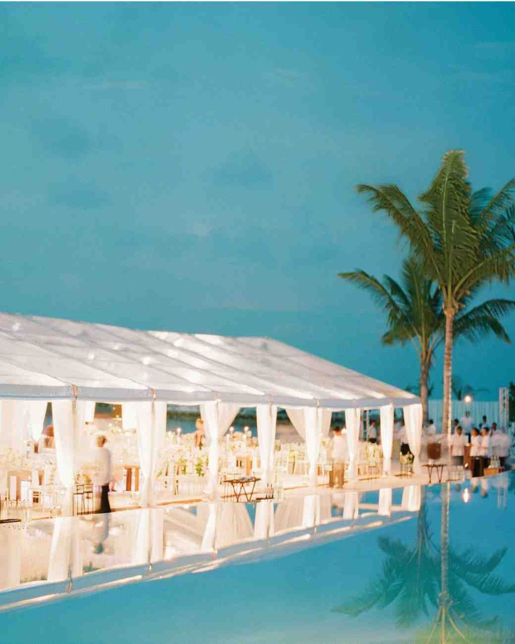 Beach Wedding Reception Ideas: 28 Tent Decorating Ideas That Will Upgrade Your Wedding