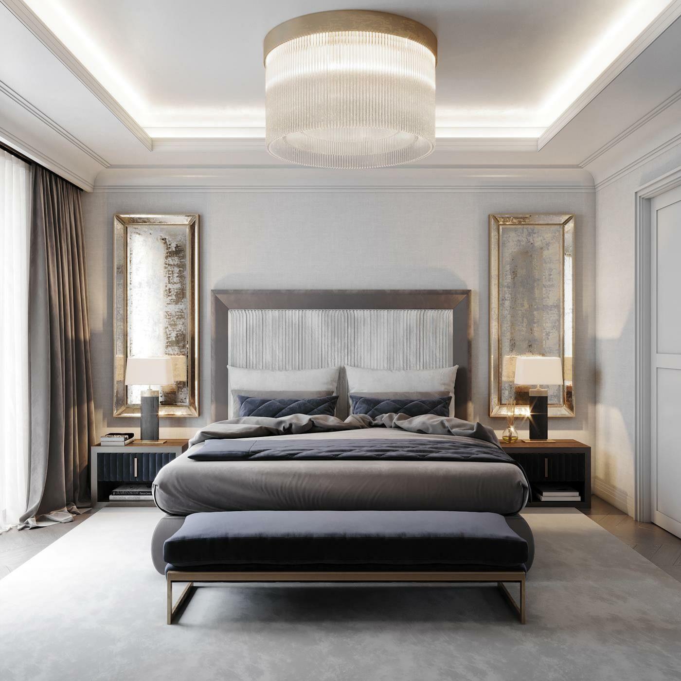 Simple Modern Bedroom Designs: Simple Minimalist Bedroom Luxury