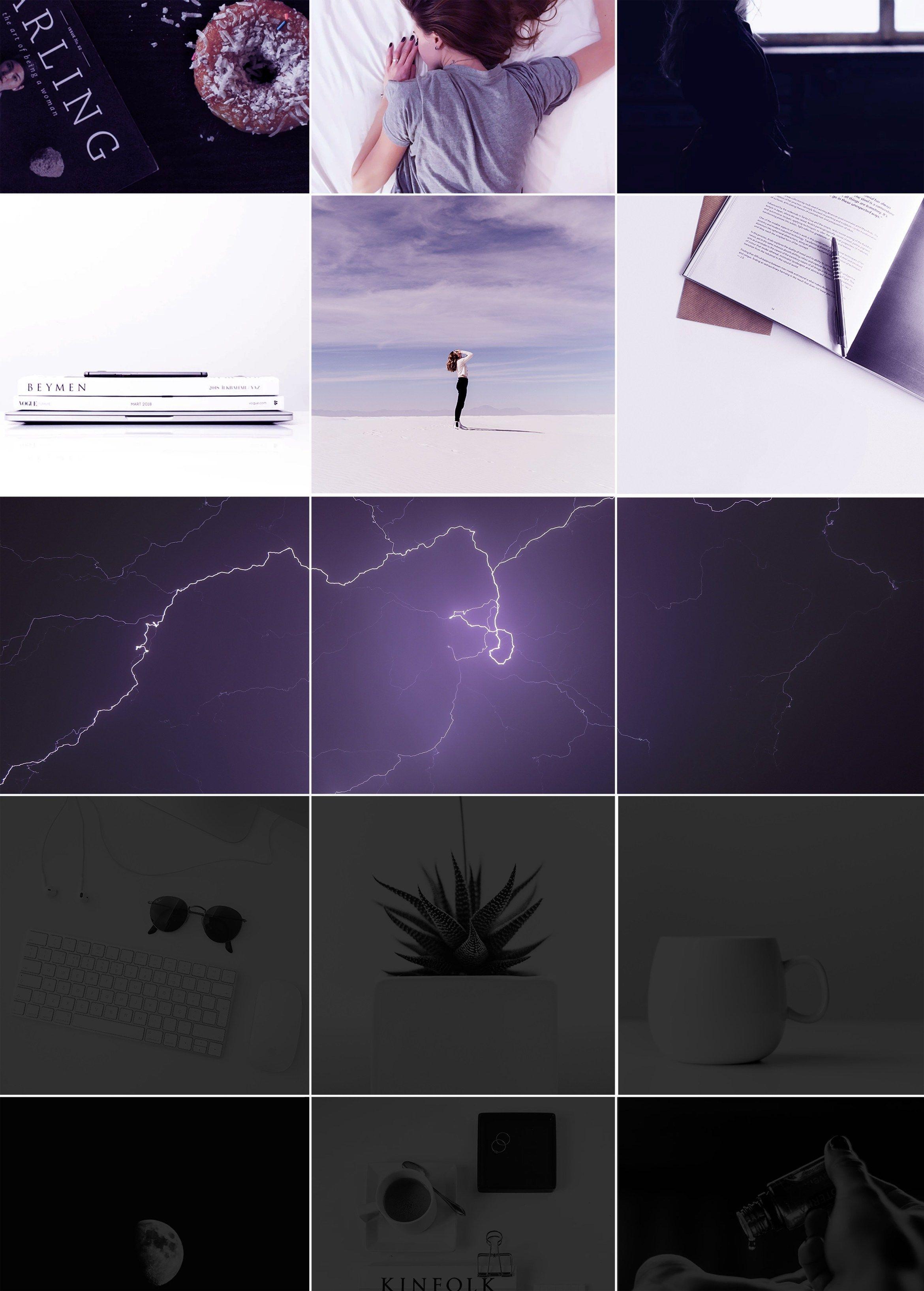 13 Divisores De Feed Lindos Para Usar No Instagram Com Imagens