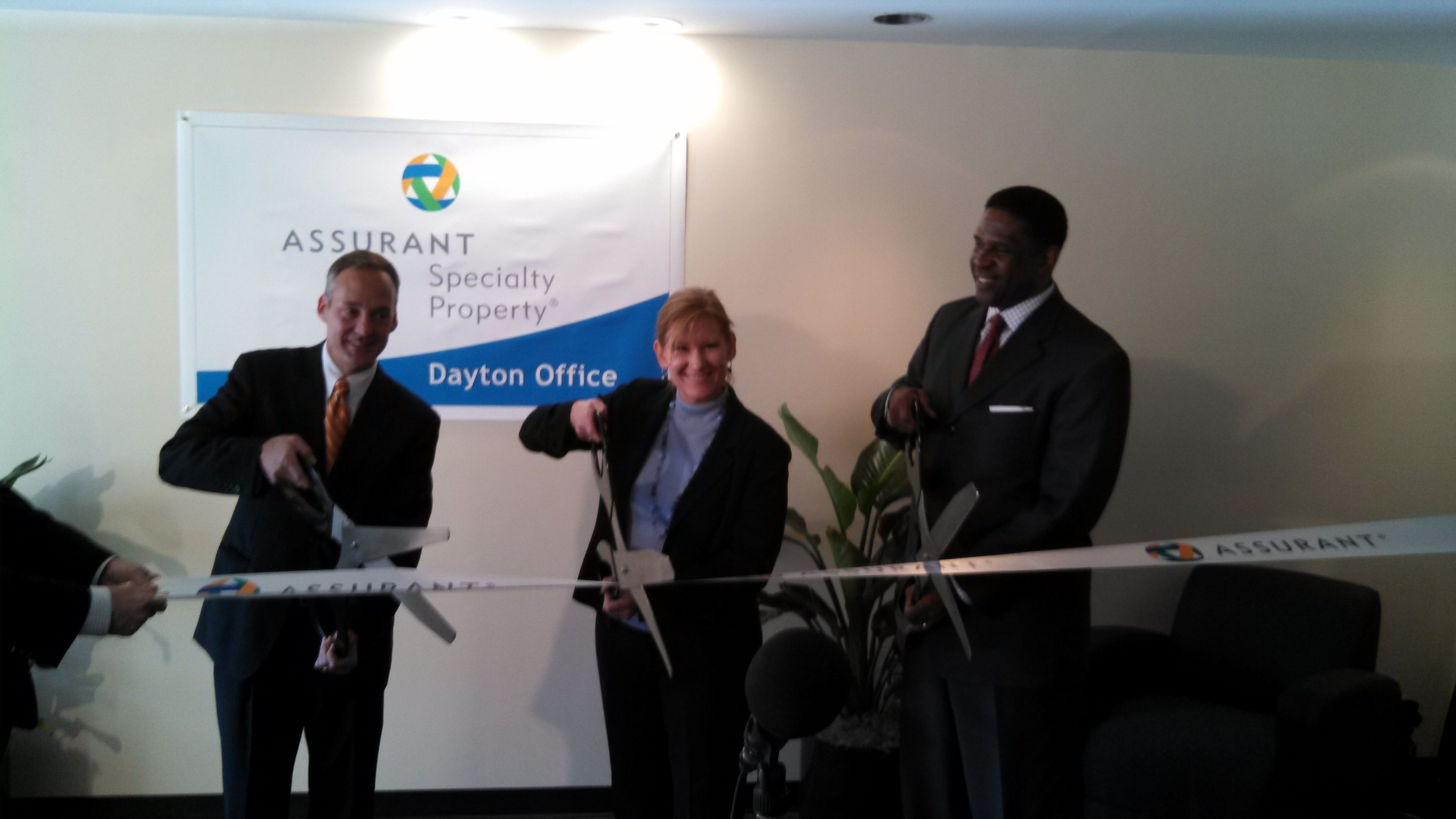 New Assurant Location In Dayton Brings 260 Jobs To The Area
