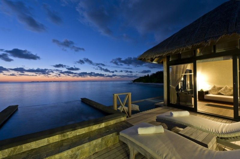 Beach house iruveli maldives homedsgn a daily source for inspiration and fresh ideas on interior design and home decoration