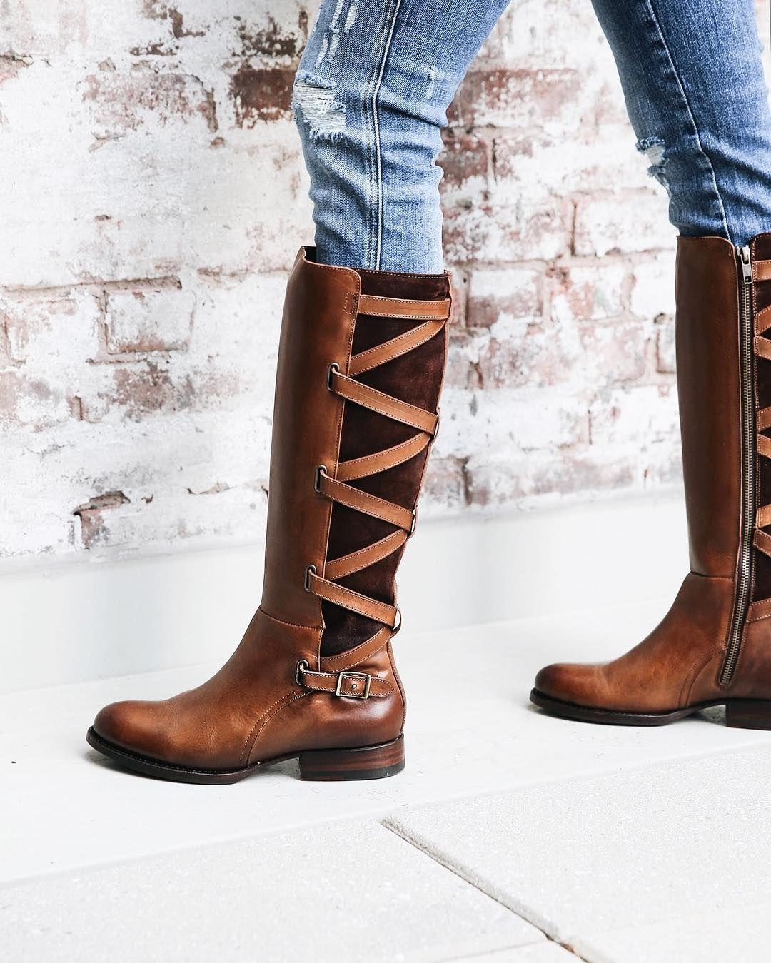 Add decorative detail to your next riding boot: the Jordan Jodhpur ...