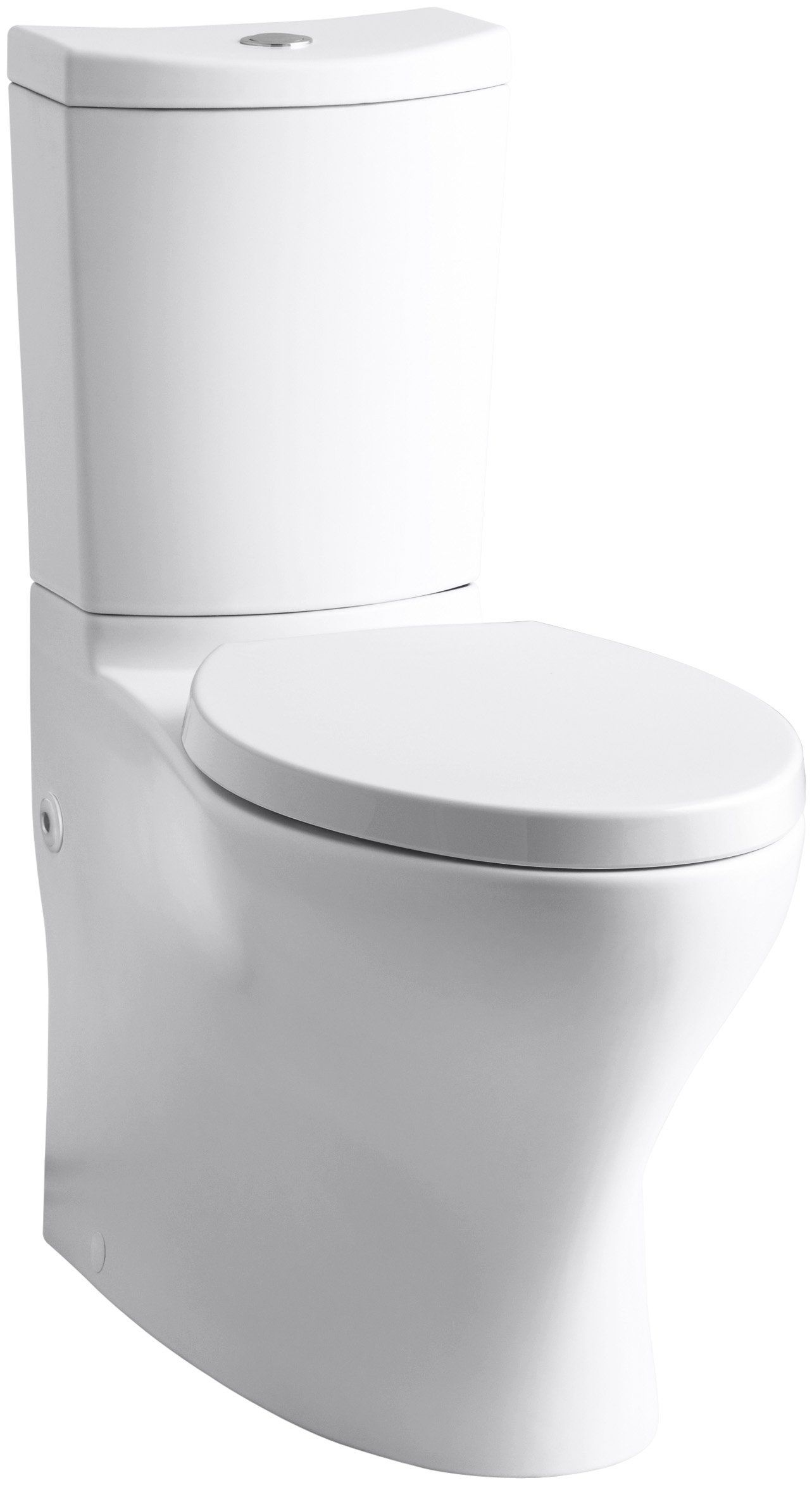Fabulous Kohler Persuade Comfort Height Two Piece Elongated Toilet Uwap Interior Chair Design Uwaporg