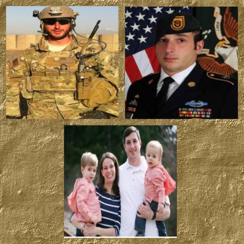 #OperationEnduringWarrior ....... Army SSG Michael H Simpson, 30, of San Antonio, Texas died May 1, 2013 in Landstuhl, Germany, of wounds caused by an improvised explosive device on April 27 in Cara Bagh, Afghanistan. Simpson was assigned to 4th Battalion, 1st Special Forces Group (Airborne), Joint Base Lewis-McChord, Washington.'