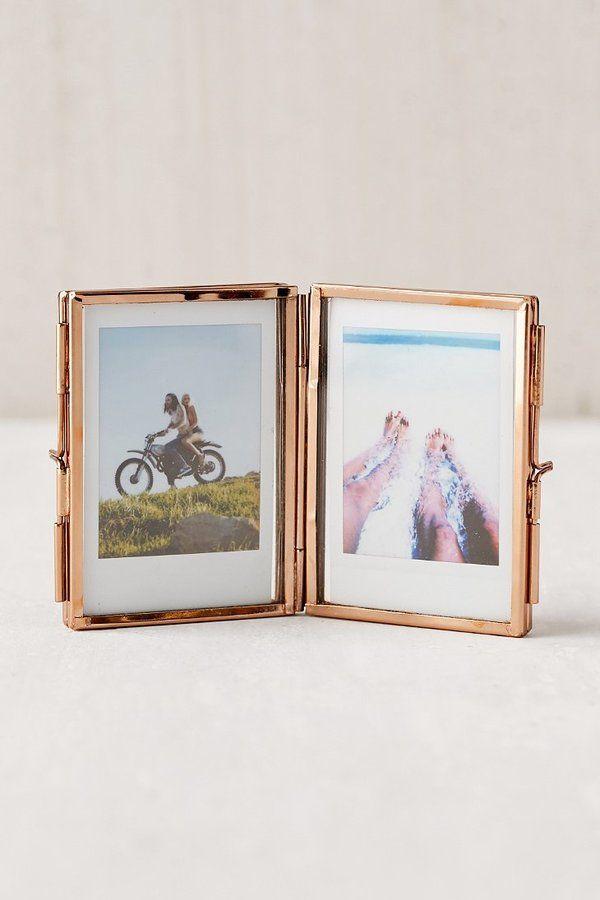 copper mini instax frame   home & furniture   Pinterest   Frame ...