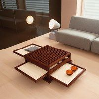 Conseils Pour Optimiser L Espace Table Basse Decoration Maison Table Basse Japonaise