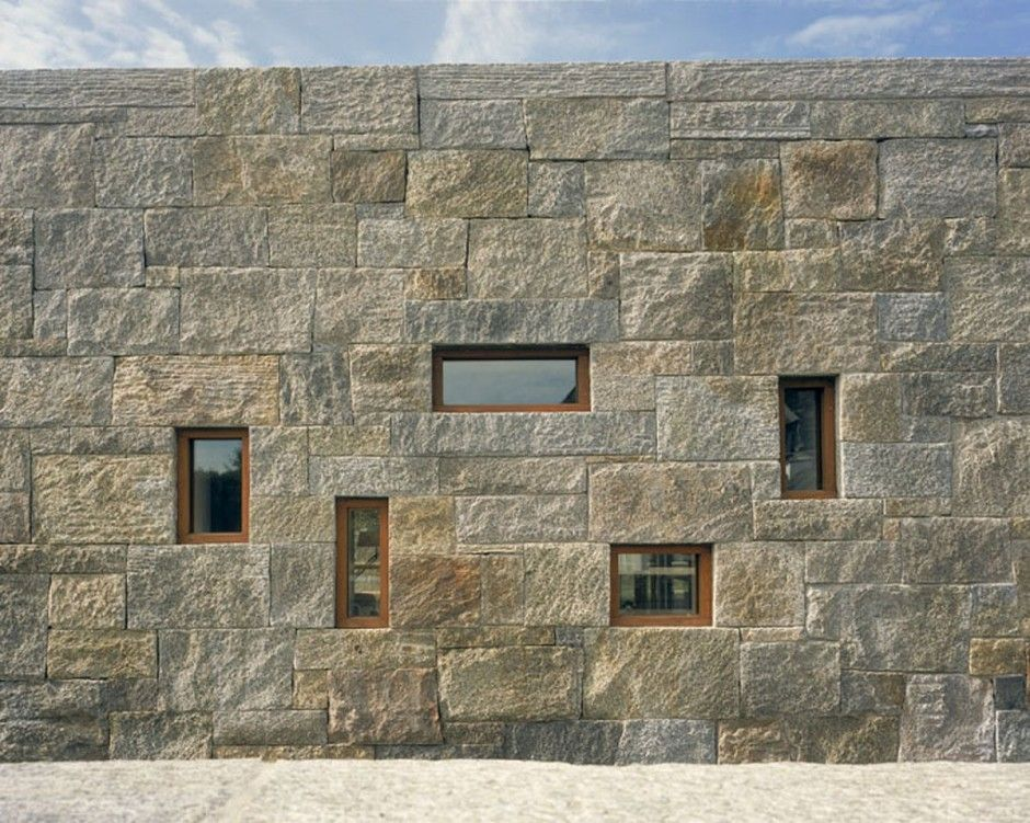 Stone Houses by Leroy Street Studio