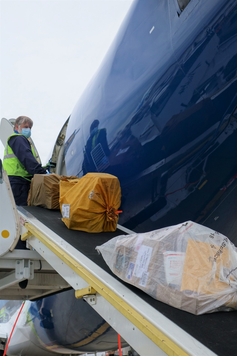 Alaska Air Cargo to use passenger jets as cargoonly