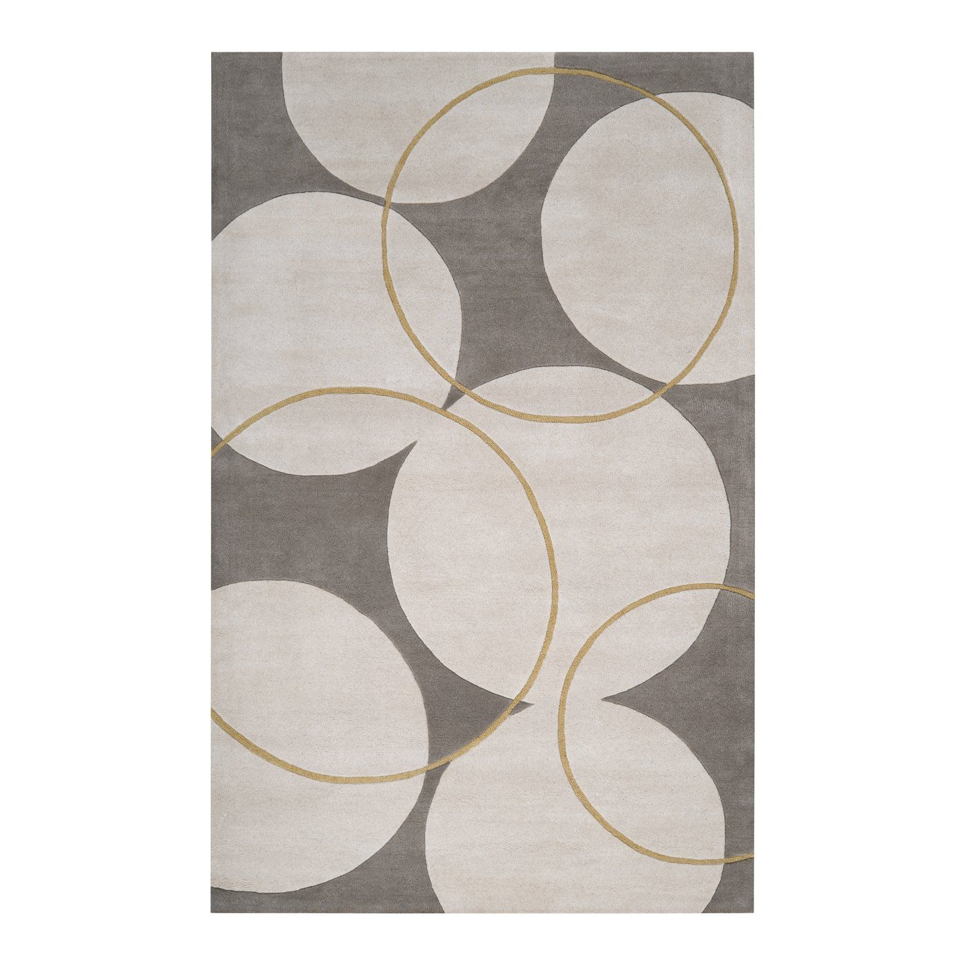 Shop Surya G5037 Goa Parchment Area Rug at Lowe's Canada