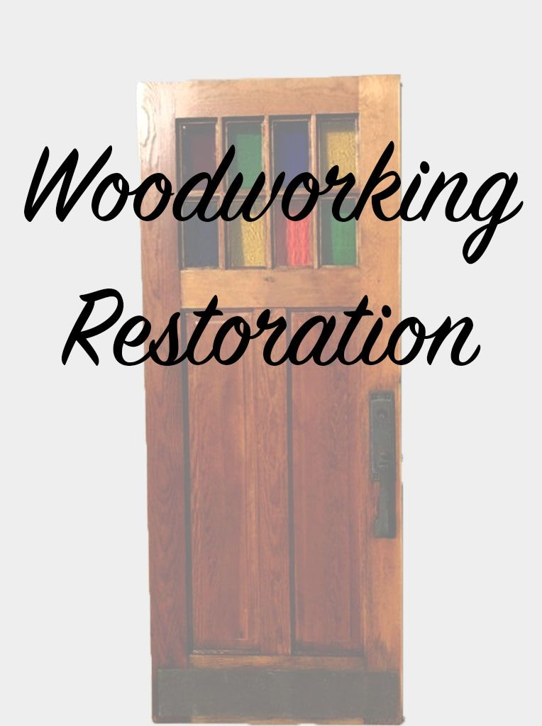 Among The Many Things Hamell Custom Can Restore Doors Chairs And