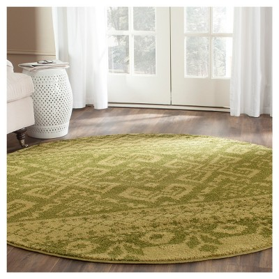 New Round Accent Rugs