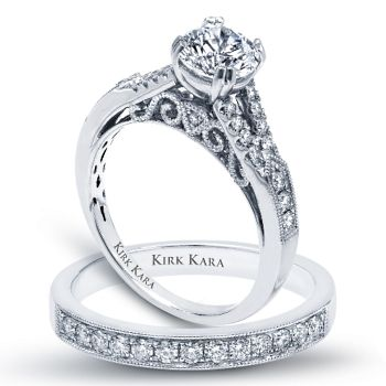 Kirk Kara Engagement Ring Xo 2 101