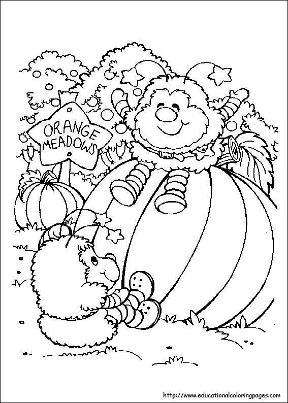 Rainbowbrite Coloring - Educational Fun Kids Coloring Pages and ...