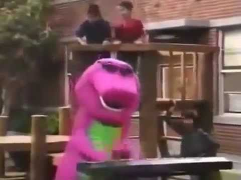 Barney And Friends If The Shoe Fits Part 1 Youtube Youtube Videolar
