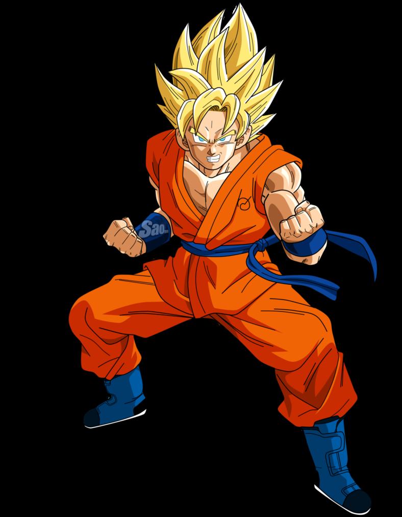 Goku Ssj Power 2 By Saodvd Dragon Ball Image Dragon Ball Super Dragon Ball Art