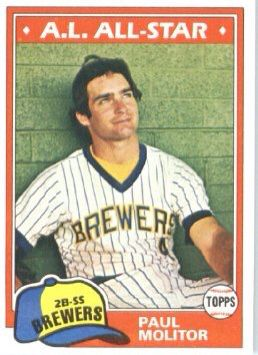 Pin By Robert On Wisconsin Baseball Cards Brewers Baseball Milwaukee Brewers Baseball