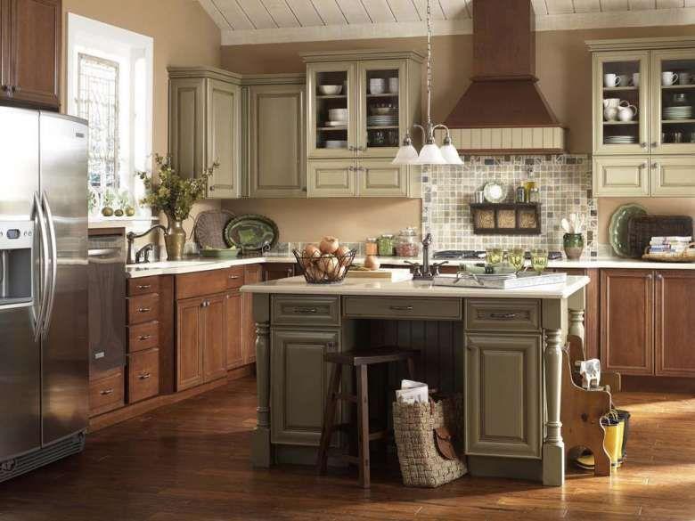 Opzioni Per La Cucina In Muratura Dipingere I Mobili Della