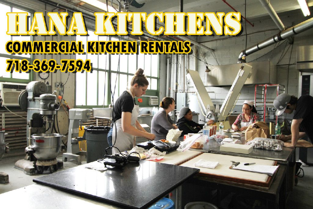Hana Kitchens Commercial Kitchen Rentals in your