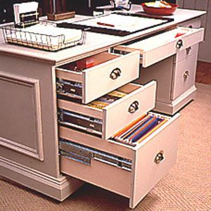 how to build an office. Plain Office How To Build An Office Desk  Popular Mechanics Throughout
