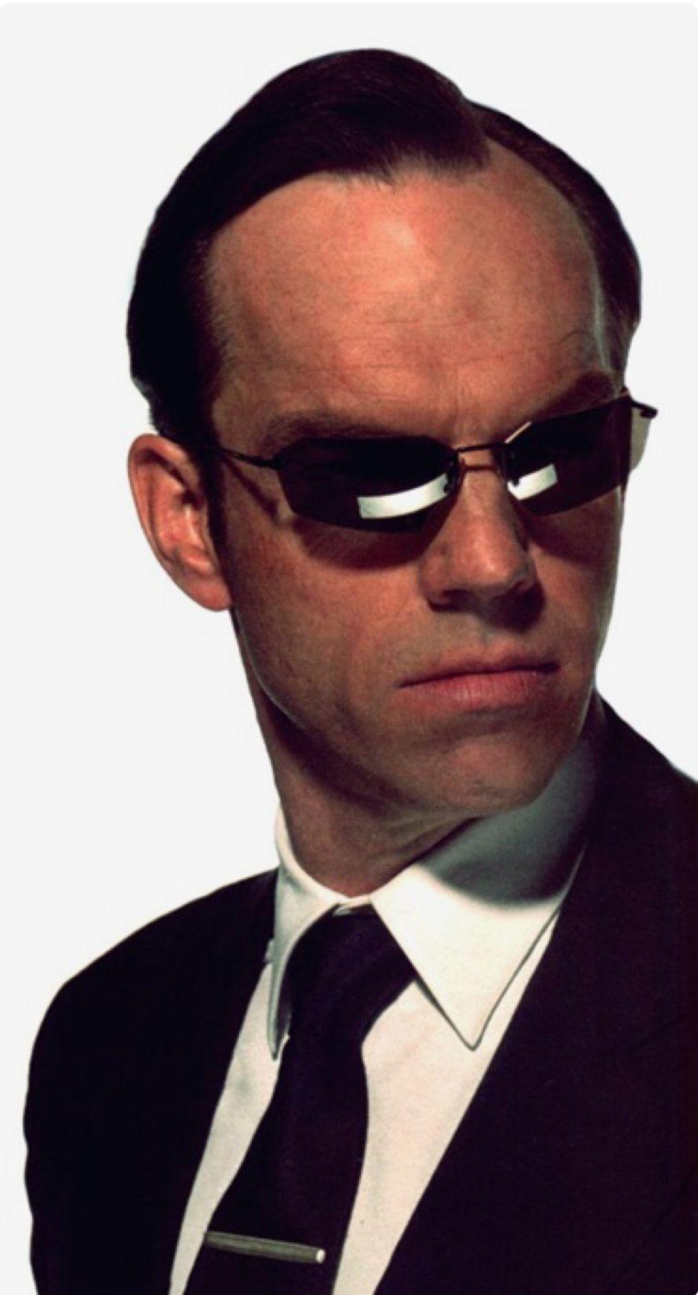 Обои the matrix, очки, матрица, hugo weaving, agent smith. Фильмы foto 16