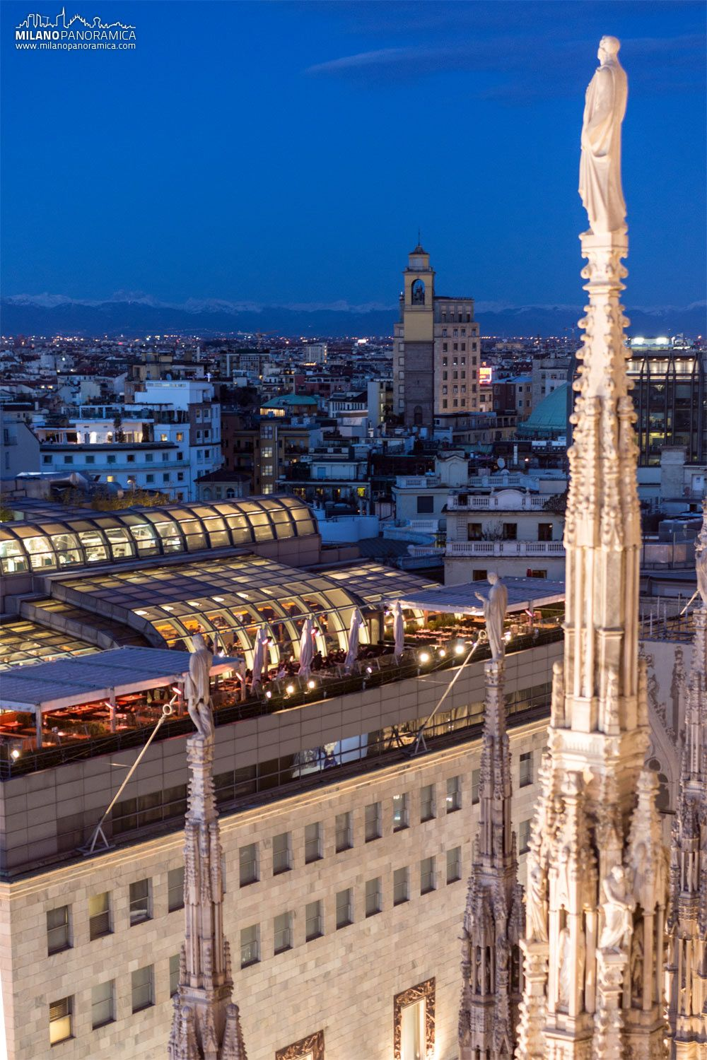 La Terrazza Rinascente, Milano. | Italy - Favorite Places I\'ve Been ...