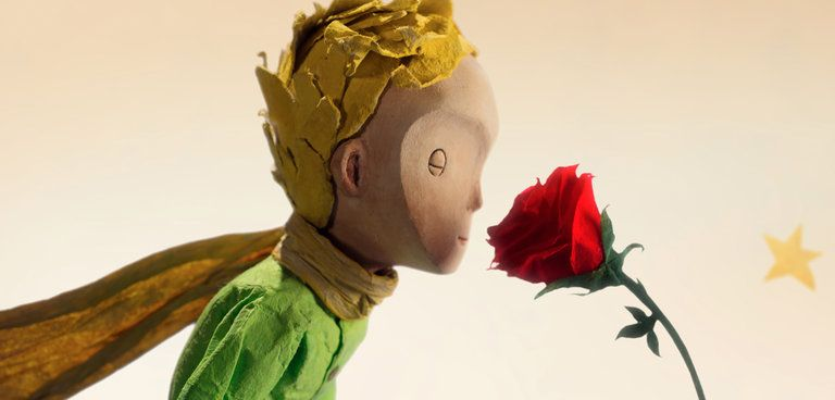 Review: Fanciful Classic 'The Little Prince' Is Turned Into Modernist Fable - The New York Times