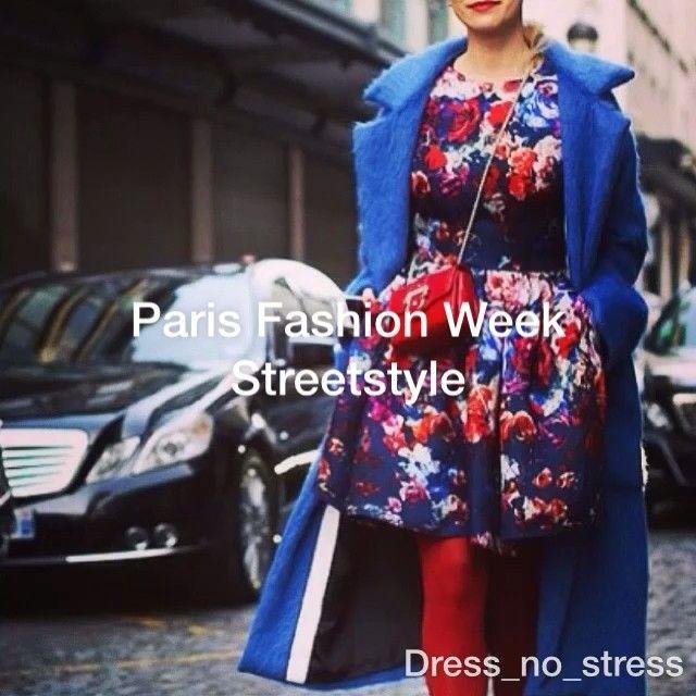 Яркие образы, стильные решения. Смотрим и наслаждаемся! Paris Fashion Week Street Style