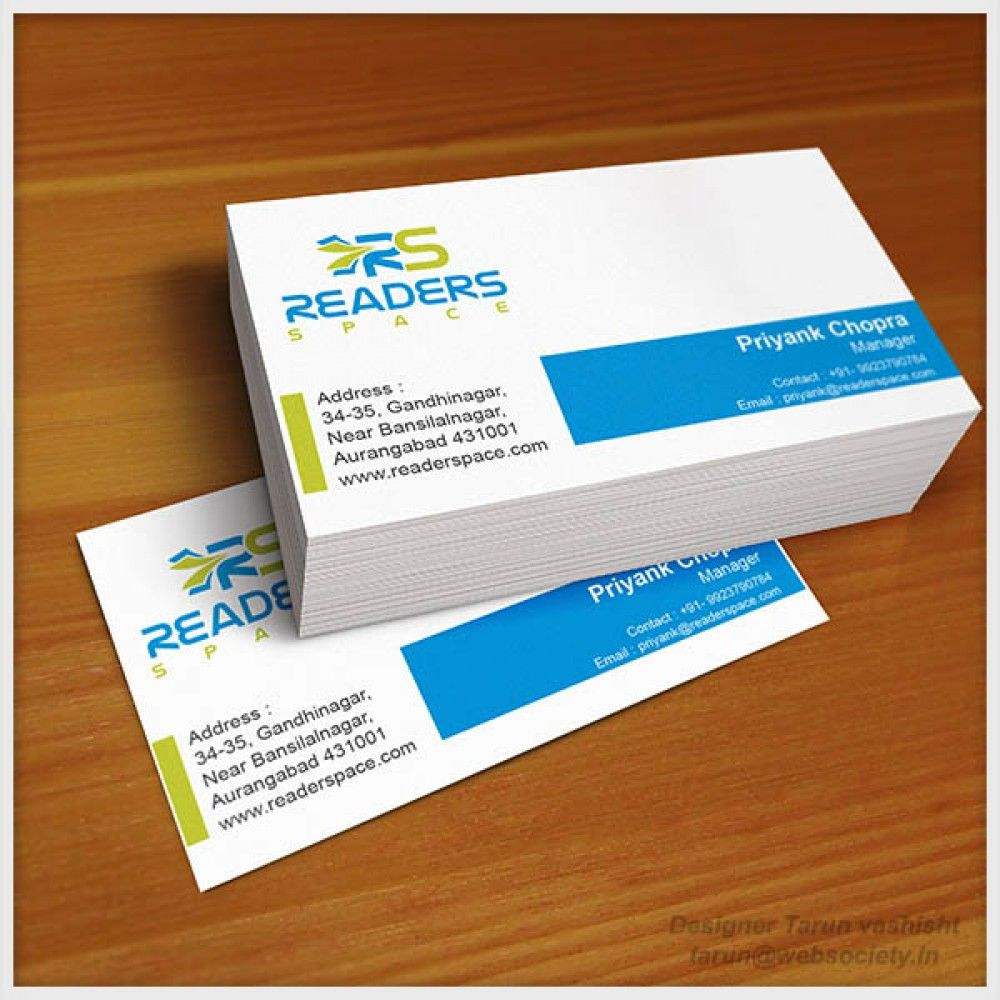 Visiting Card  Piece Normal  Visiting Card