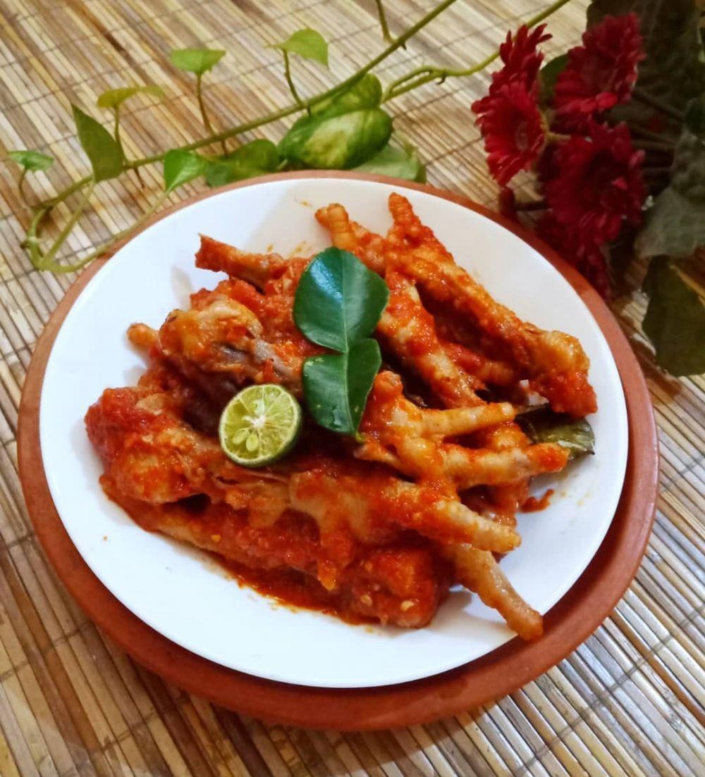 17 Resep Olahan Ceker Ayam Paling Enak Praktis Dan Menggugah Selera Instagram Di 2020 Resep Resep Makanan Sehat Makanan Sehat