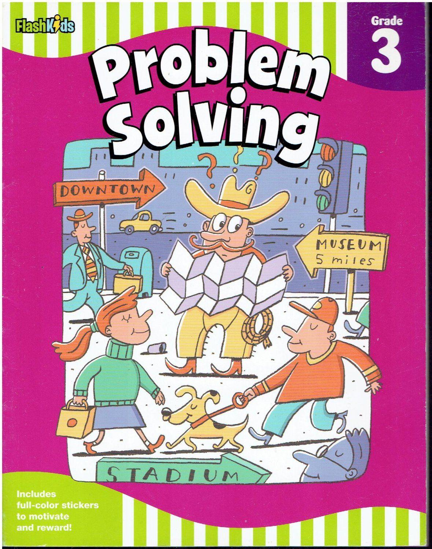 Flashkids Problem Solving Grade 3 ©2006 isbn 9781411434691 MA2 | MA2 ...