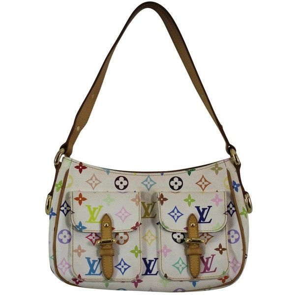 Pre-owned - Multicolour Leather Handbag Louis Vuitton Tg4pR77
