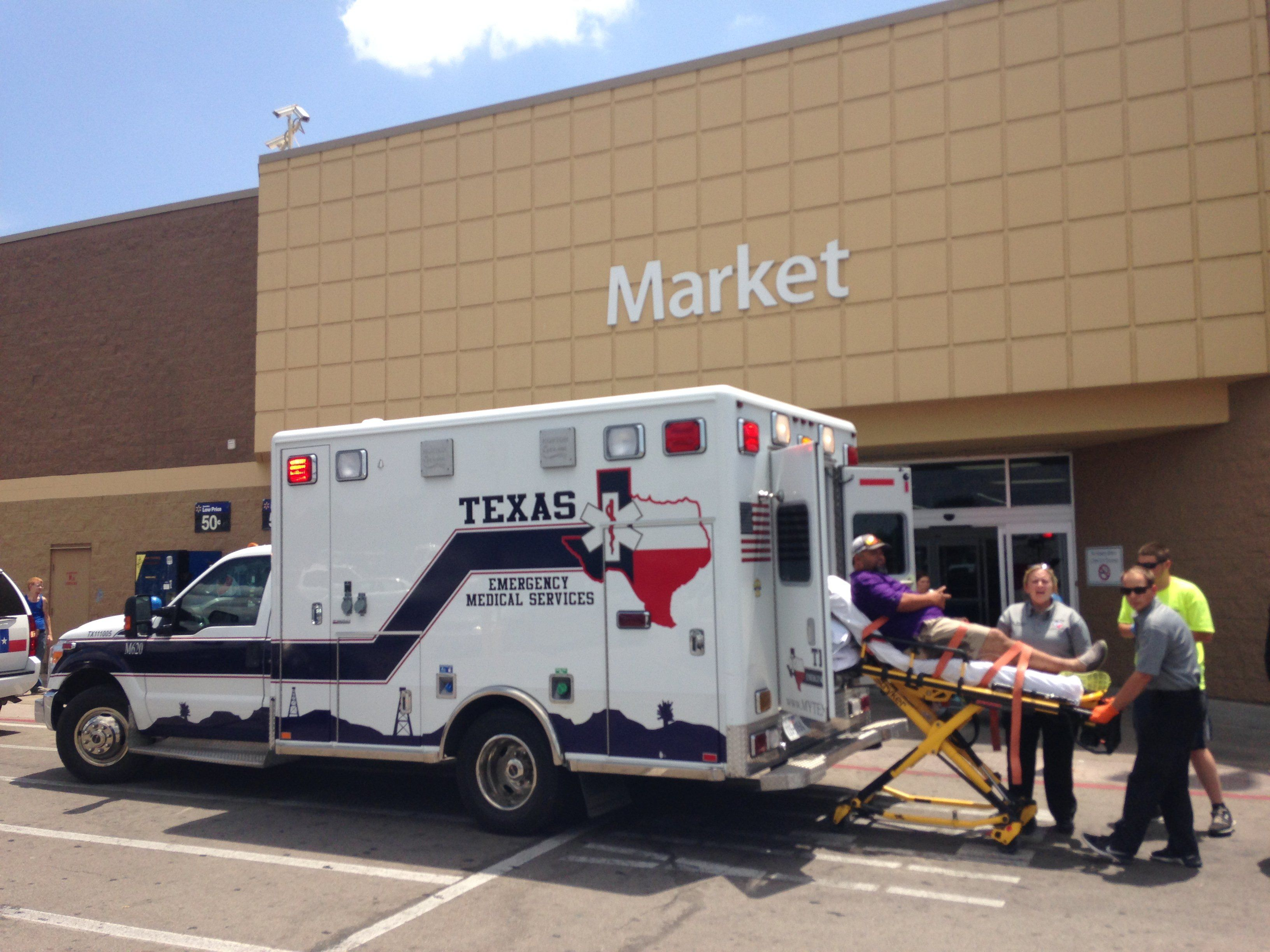 Pin On Accidentally Shot At Walmart