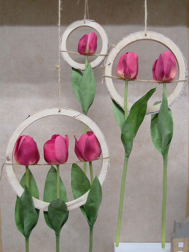 Decorazioni primavera da appendere idee allestimento for Decorazioni di carta da appendere