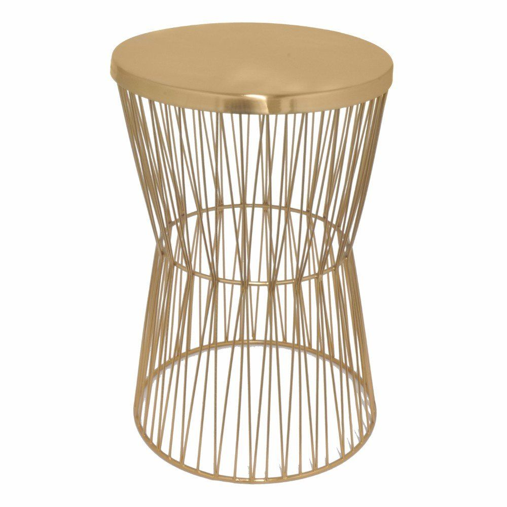 Parra Metal End Table